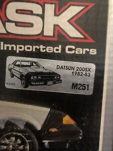 Covercraft Car Mask - # M251 - Fits Datsun 200SX 1982-1983