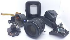 Sony Carl Zeiss 12x Optical VCL-412BWS Lens * FOR PARTS - PLEASE SEE PHOTOS etc*