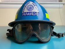 Morning Pride RH-PLUS Fire Firefighter Paramedic Rescue Helmet W/ Goggles