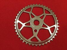 Mongoose BMX Chrome Chainring Sprocket 44t Sugino Japan vintage old school