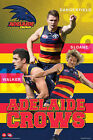 AFL - Adelaide Crows Players POSTER 61x91cm NEW * Dangerfield Walker Sloane