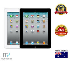 USED Apple IPad 2 Wifi 16GB ( Space Grey ) A1395 Tablet Aussie Seller Cheap