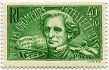 "FRANCE STAMP TIMBRE N° 331 "" LOUIS BERLIOZ 40 C + 10 C "" NEUF xx TTB"