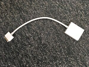 3 - Genuine Apple VGA Adapters - A1368 - Lot of Three