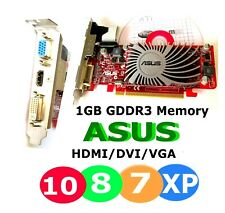 ASUS Dual Monitor 64-Bit Windows 10 PCI-Express 16x 2.0 Video Card. HDMI DVI VGA