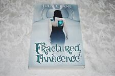 Fractured Innocence by Julia Crane (2014, Paperback) Signed