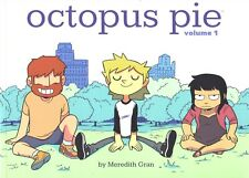 Octopus Pie TP Vol 1 comic strip collection Meredith Gran Brooklyn Image Comics