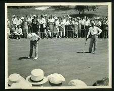 Byron Nelson Henry Picard 1939 PGA Championship Pomonok Country Club Press Photo