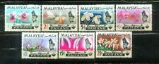 Malaysia Malaya1965 Ocrkid Pahang States Definitive Complete Set. MH