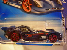 Hot Wheels Panoz GTR-1 Hot Wheels Racing Blue w/red wheels!