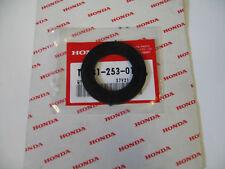 HONDA CB750 CB750K SANDCAST OIL TANK CAP GASKET SEAL OEM NEW 253