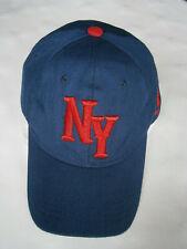 NY New York  Yankess Cap Baseball Mütze Cap Kappe  dunkelblau - rot - grau