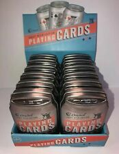Craft Beer Party Playing Cards In Gift Tin