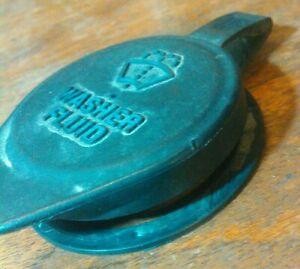 GM blue letters Universal Windshield Washer Fluid Reservoir Tank Cap # 22677855
