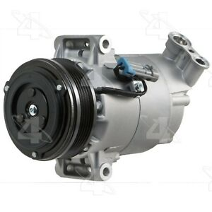 For Saturn Astra 2008 New A/C Compressor with Clutch 98280 Four Seasons