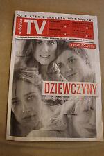 TV - Dziewczyny, Girls 3 pages - Polish magazine