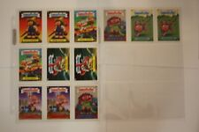 Garbage Pail Kids 2012 BNS1 Brand New Series 1 COMPLETE BONUS Set B1-B6 12 cards