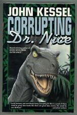 Corrupting Dr. Nice by John Kessel (First Edition) Review Copy- High Grade