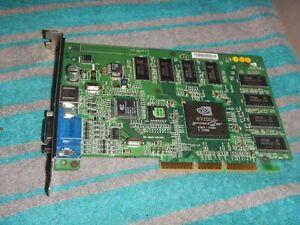 Nvidia 180-10036-0100-A02 64MB AGP 03K595