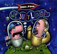 Bob and Tom We Just Landed 4 CD set 2007 Q95 NEW!!
