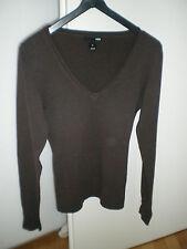 Pullover von H&M Gr. S  dunkelbraun