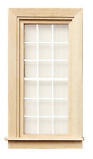 Dollhouse Houseworks Classic Value Window  #HW5034