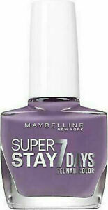 Maybelline ~ SuperStay 7 Days Gel Nail Color 10ml ~ 901 Visionary
