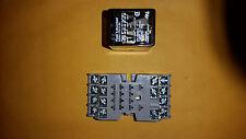 Potter & Brumfield KHAU-17A11-24 Relay 24V 3A 14 Pin 27e166 5 Amp 300 Volt
