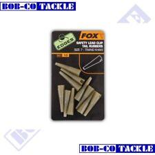 Fox Lead Clip Tail Rubbers