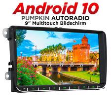 """Pumpkin 9"""" Android 10.0 Autoradio GPS Navi für VW Golf 5 6 Passat Tiguan Touran"""