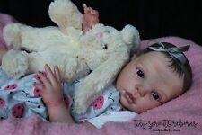 Adorable Reborn Donna Rubert GRACIE Baby Girl *TINY*SPROUTS*REBORNS*