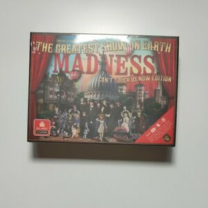 Madness The Greatest Show On Earth CTUN 2016 2 CD Limited Edition Board Game