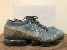 Like New Nike Vapormax 1.0 Grey KALEIDOSCOPE Multicolour US 10 Flyknit  Sneaker