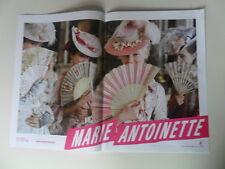 """LOCANDINA FILM """"MARIE ANTONIETTE"""" (A)"""