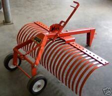 4 Foot Landscape York Rake Model TA-1 for Garden Tractors UTV ATV