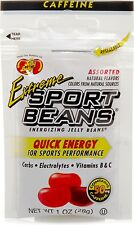 EXTREME ASSORTED SPORT BEANS Candy ~ Energizing ~ JELLY BELLY FRESH ~ 6 PACK
