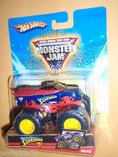 Hot Wheels Monster Jam SUPERMAN 50/75 2009 Series
