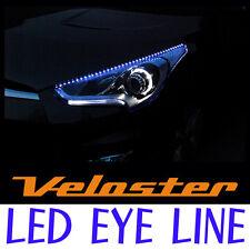 Art-x LED EYE LINE Blue DIY Kit 2p For 11 12 Hyundai Veloster