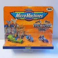 Micro Machines, Galoob, Biker Mice From Mars Modo Good Condition, BNIB Free Post