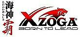 "Rod building Xzoga Japan Blank Sr-G 86 Mh2, 8'6"", 2pc, Fast Action"