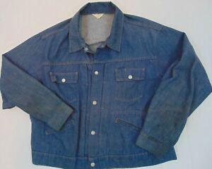 Vintage Ranchcraft Penn-Prest for JC Penny 50/50 Poly-Cotton Jacket Size Large