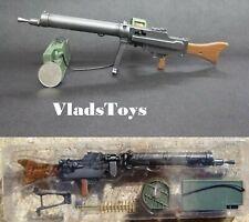 WWII German Machine Gun MG08 15 1/6 Scale ZY Toys *NOT LIFE SIZE* USA