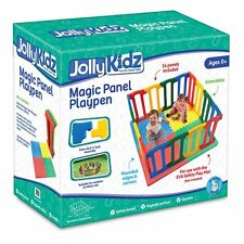 Jolly Kidz Magic Panel Playpen Brand new in box