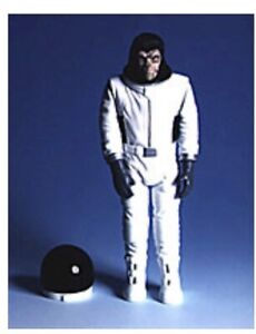 Planet of the Apes Ultra Detail Zira Astronaut Medicom Brand New