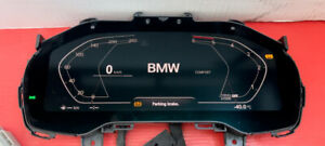 BMW G20 G11 G30 G05 G15 G06 LIVE COCKPIT TACHO KOMBIINSTRUMENT CLUSTER MGU 6WB