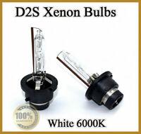 2x D2S Bulbs 35W Hid Xenon White 6000K Low Beam Headlight For Lexus RX 2003-2008