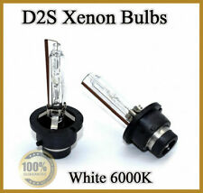 2x D2S Bulbs 35W Hid Xenon White 6000K Low Beam For Mercedes SLK R171 2004-2011