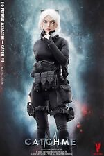 Catch Me Female Assassin 1/6 Scale Figure by Very Cool 231VC13