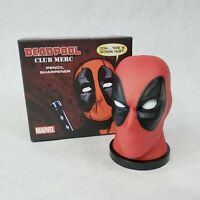 Deadpool Club Merc Deadpool Pencil & Pencil Sharpener Loot Crate Exclusive