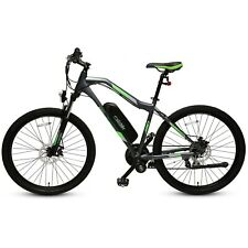 HI SPEC MIDDLE MOTOR MOUNTAIN E BIKE, (SAMSUNG POWERED)